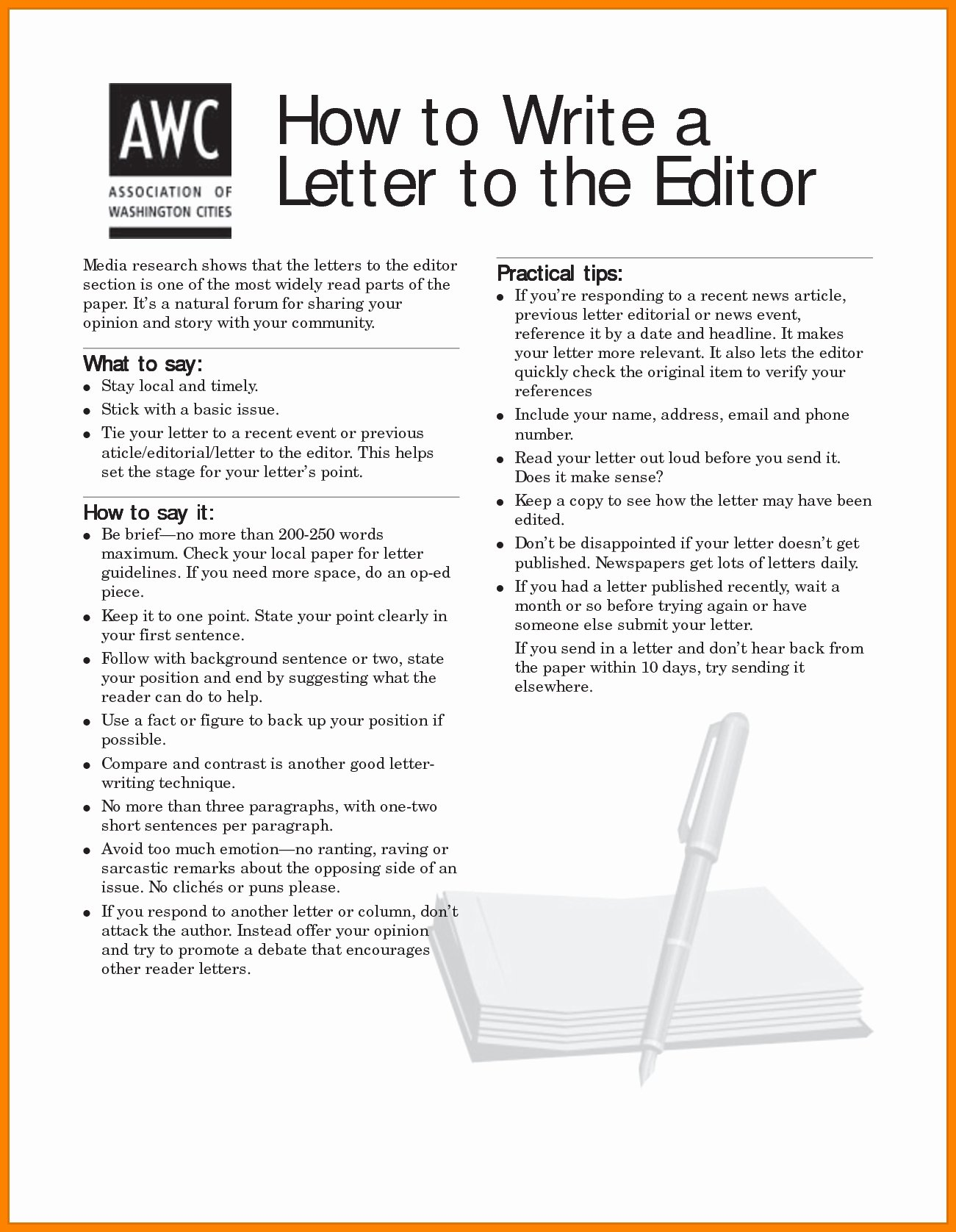 Letter to Editors format Fresh Submit Letter to the Editor