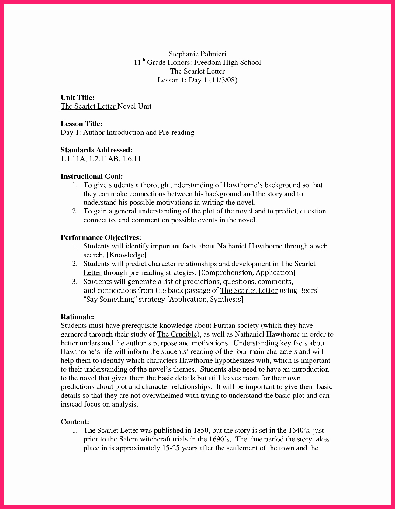 Letter to Judge format Inspirational Character Letter for Judge