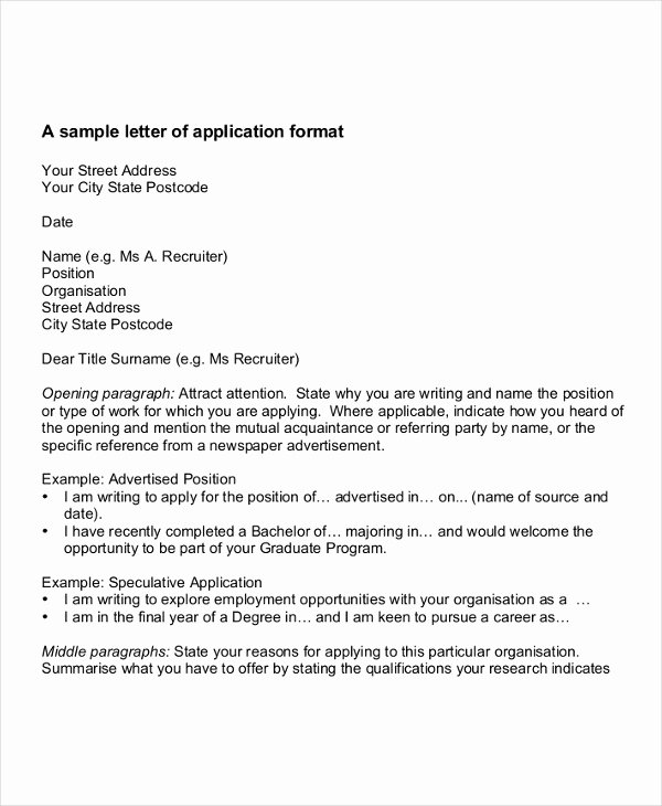 Letter to Referring Physician Lovely 11 Job Application Letters for Doctor Pdf Doc Apple