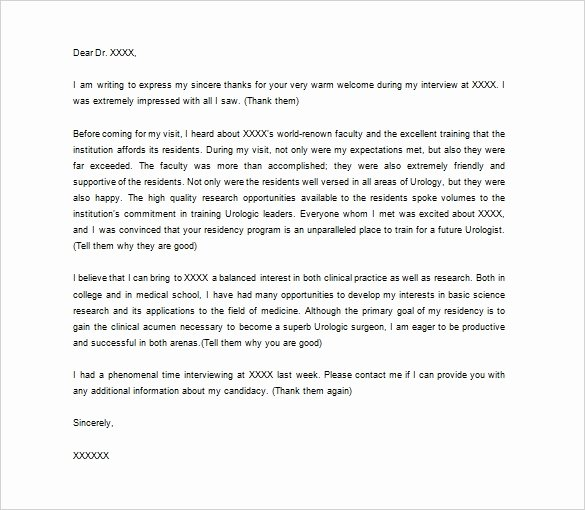 Letter to Referring Physician New Medical Thank You Letter – 9 Free Word Excel Pdf format