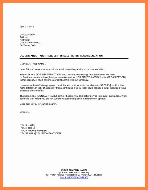 Letterhead for Letter Of Recommendation Fresh 8 Pany Letter Of Re Mendation Sample