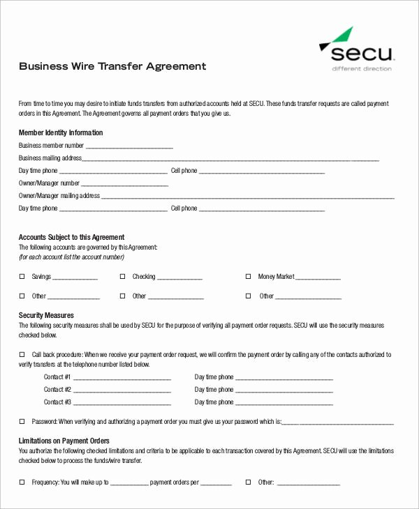 Llc Ownership Transfer Agreement Template Unique 6 Sample Business Transfer Agreements