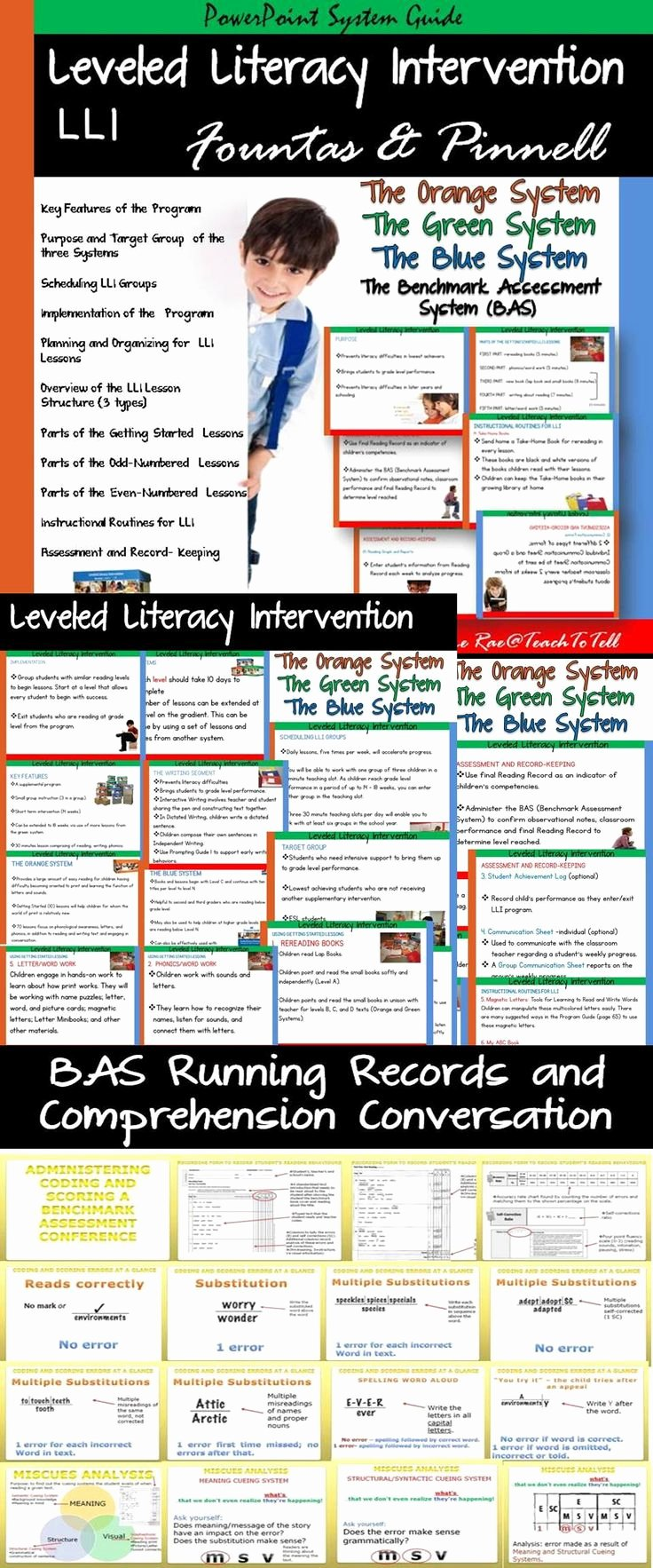Lli Lesson Plan Template Awesome Best 25 Leveled Literacy Intervention Ideas On Pinterest