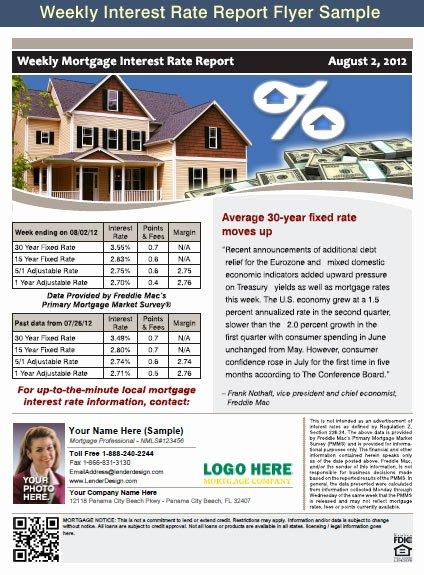 Loan Officer Marketing Plan Template Fresh Mortgage Marketing Flyers Loan Ficer Marketing