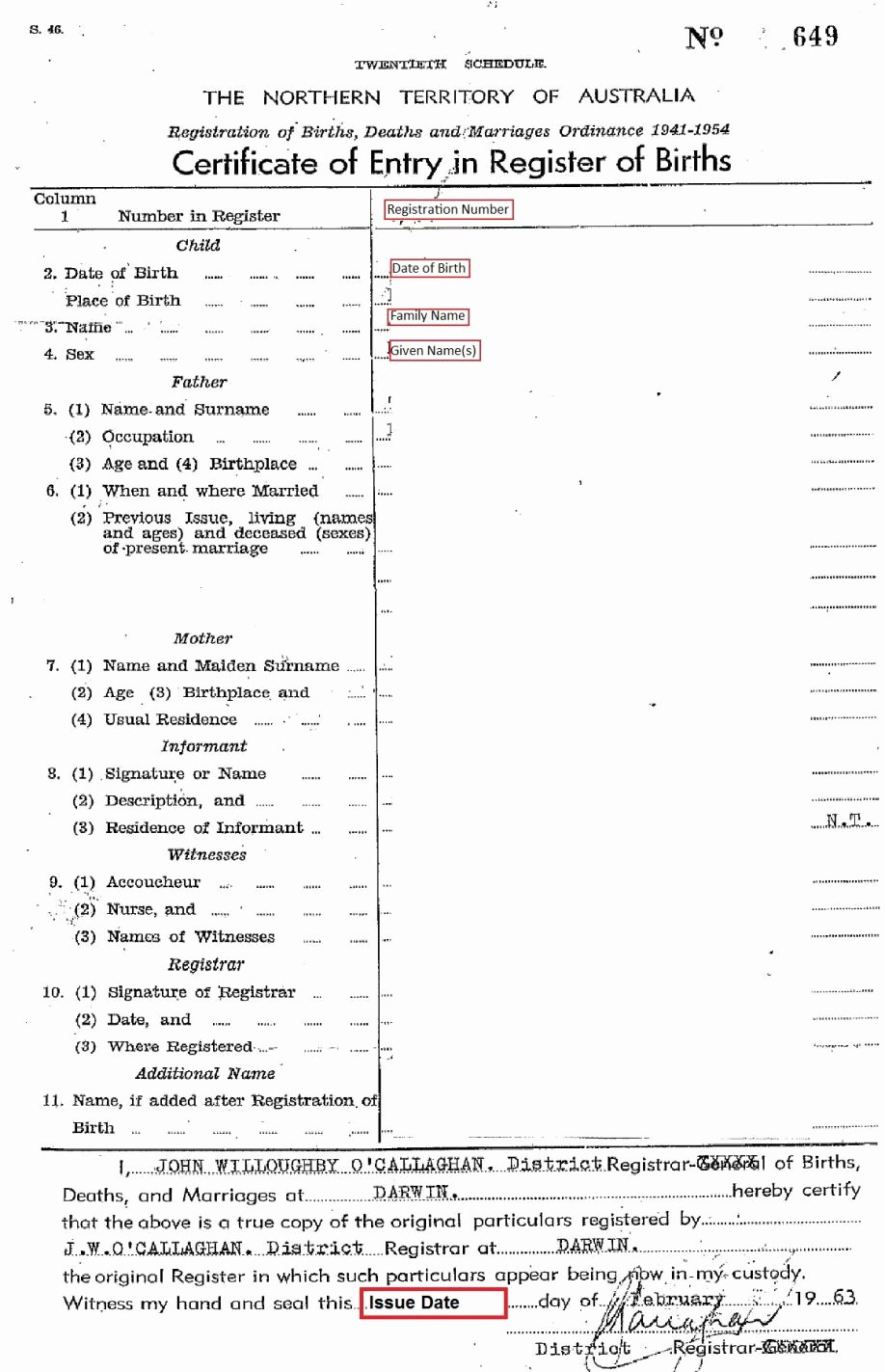 Long form Birth Certificate Sample Luxury Example Birth Certificate form Full Uk Sample In Ghana
