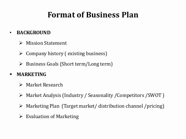 Long Term Missionary Support Letter Template Awesome Business Plan Entrepreneurship