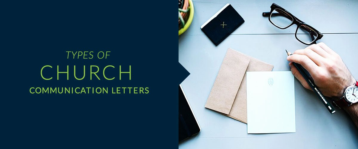 Long Term Missionary Support Letter Template Luxury 9 Essential Church Munication Letters [free Sample
