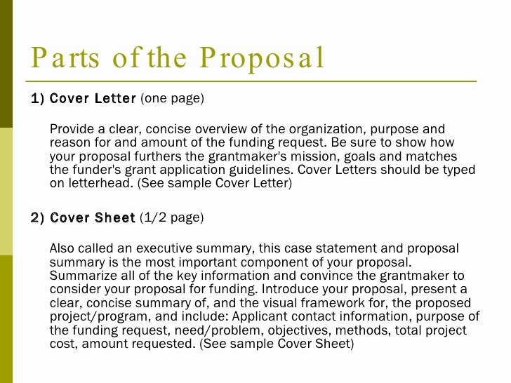 Long Term Missionary Support Letter Template Unique A Step by Step Guide to Writing A Grant Proposal
