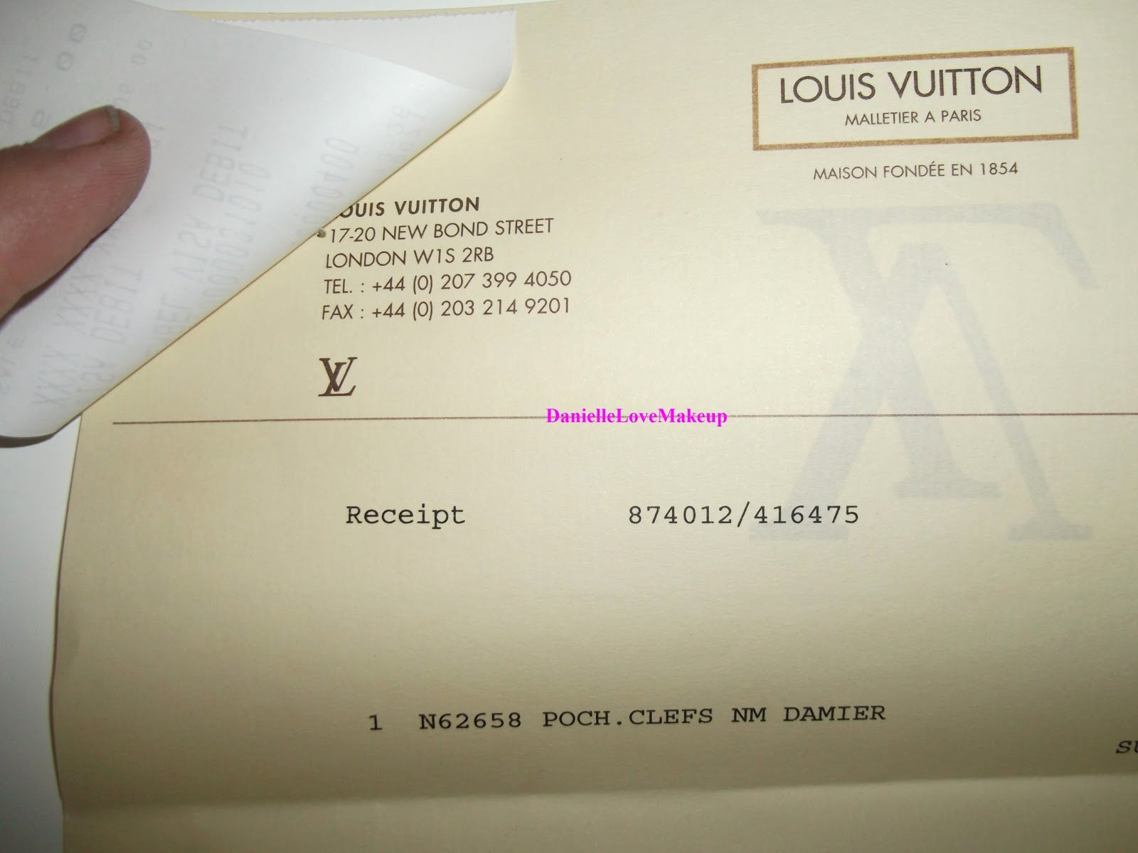 Louis Vuitton Receipt Template Awesome Index Of Cdn 23 2004 31