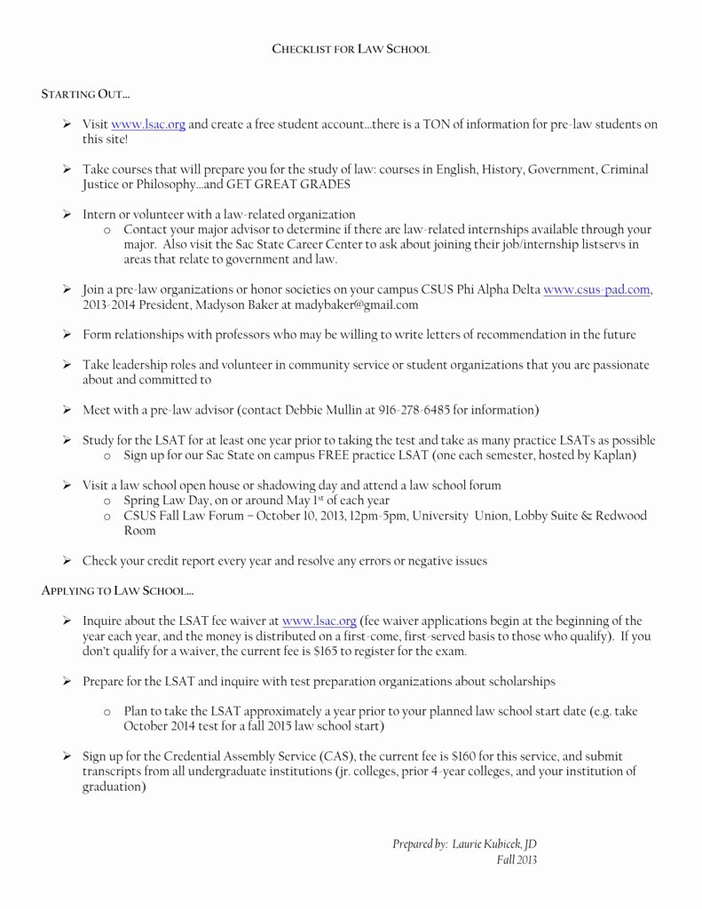 Lsac Letter Of Recommendation Sample Elegant Law School Letter Re Mendation Law School Re