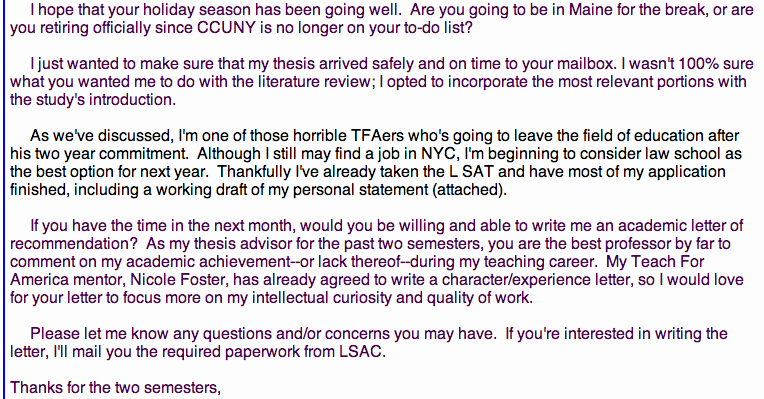 Lsac Letter Of Recommendation Sample Inspirational Zen Of 180 Blog Harvard Law School Application Letters