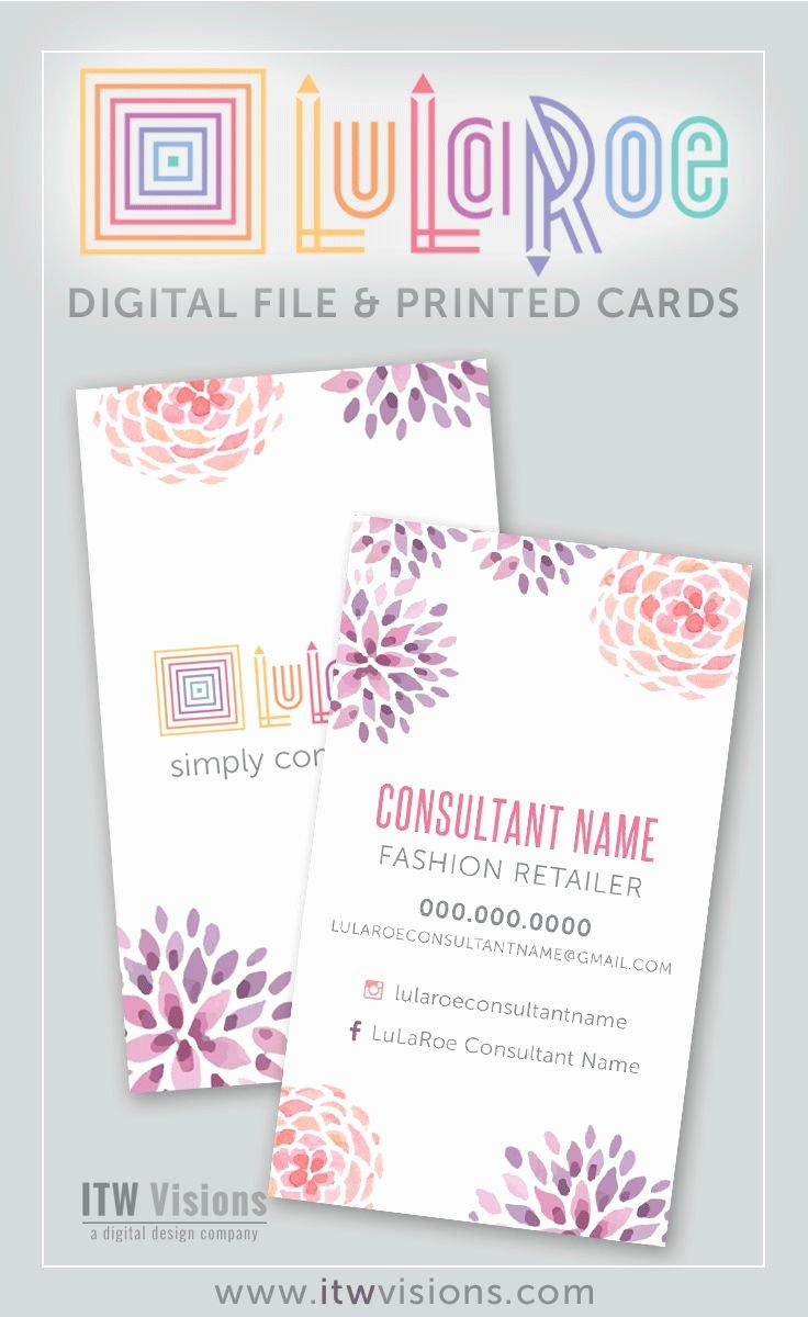 Lularoe Business Plan Template Elegant top 25 Best Lularoe Business Cards Ideas On Pinterest