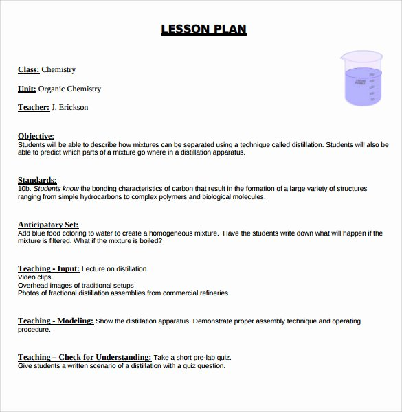 Madeline Hunter Lesson Plan Template Best Of 12 Sample Madeline Hunter Lesson Plans