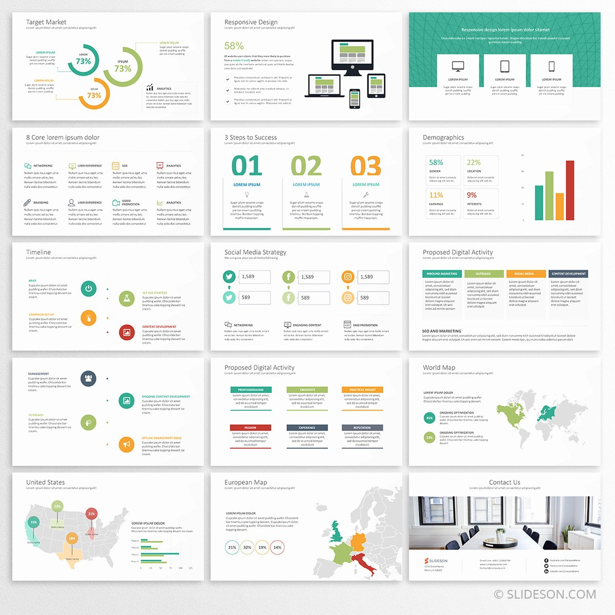 Marketing Plan Powerpoint Template Awesome Marketing Plan Powerpoint Template Marketing Strategy