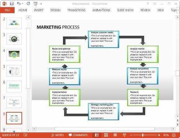 Marketing Plan Powerpoint Template Inspirational Free Marketing Plan Template for Powerpoint