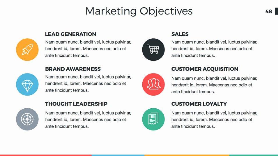 Marketing Plan Powerpoint Template Inspirational Marketing Plan Powerpoint Presentation Template by Jetz