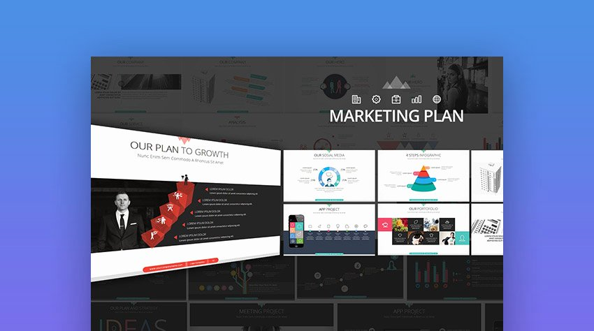 Marketing Plan Powerpoint Template Lovely 20 Marketing Powerpoint Templates Best Ppts to Present