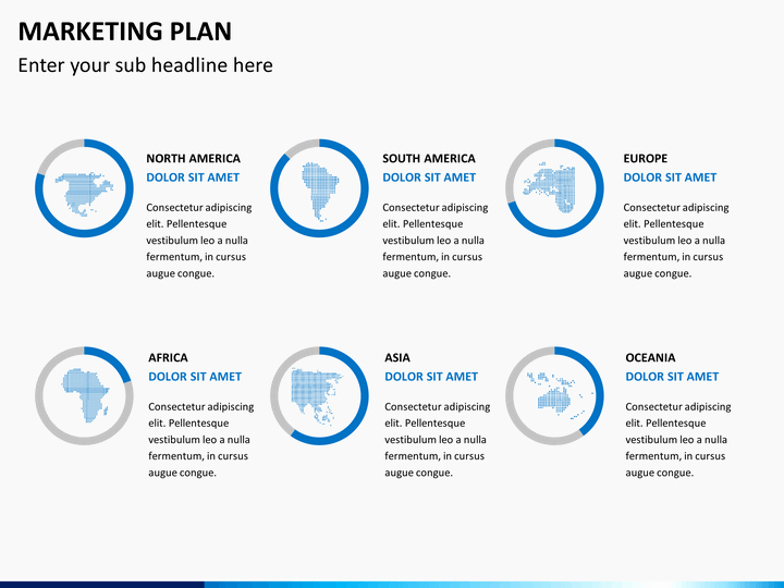 Marketing Plan Powerpoint Template New Marketing Plan Powerpoint Template