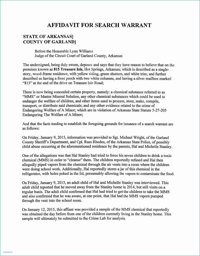 Marriage Letter for Immigration Sample Elegant Writing An Affidavit Letter for Immigration