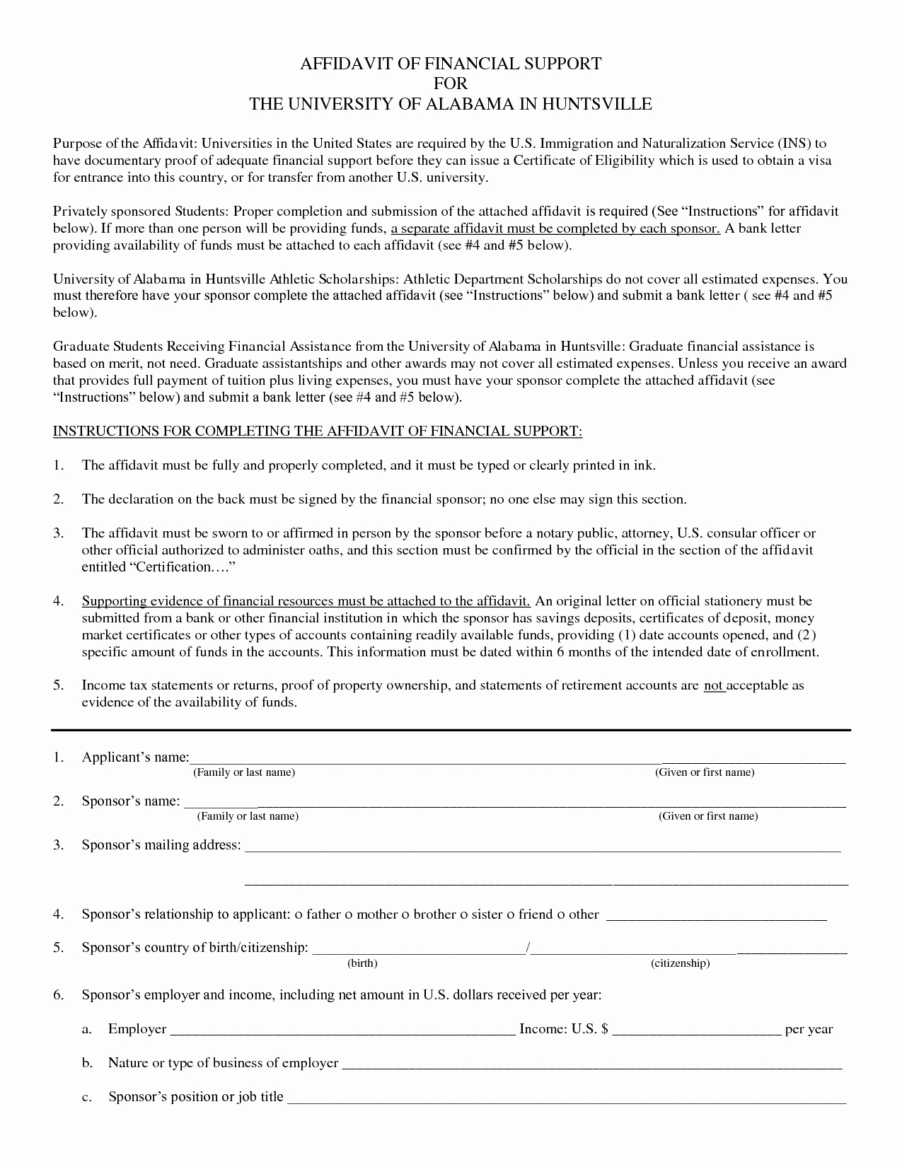 Marriage Letter for Immigration Sample Fresh Writing An Affidavit Letter for Immigration