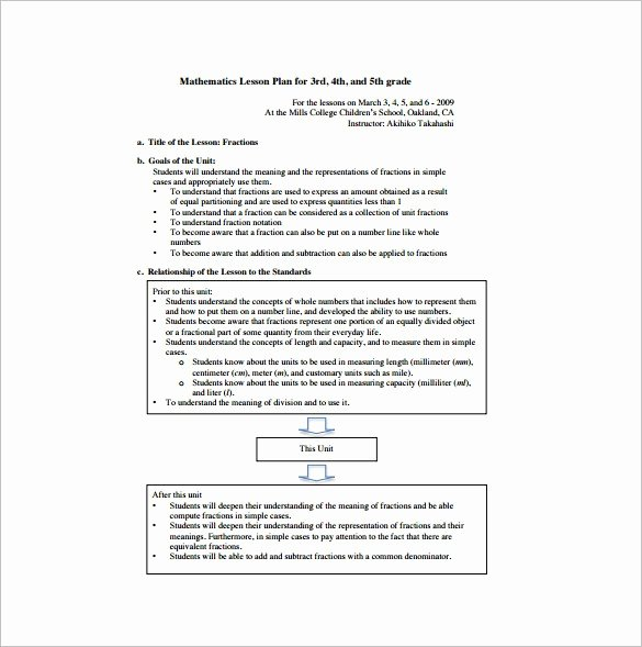Math Lesson Plan Template Elegant Best Creative Curriculum toddler Lesson Plan Template Go