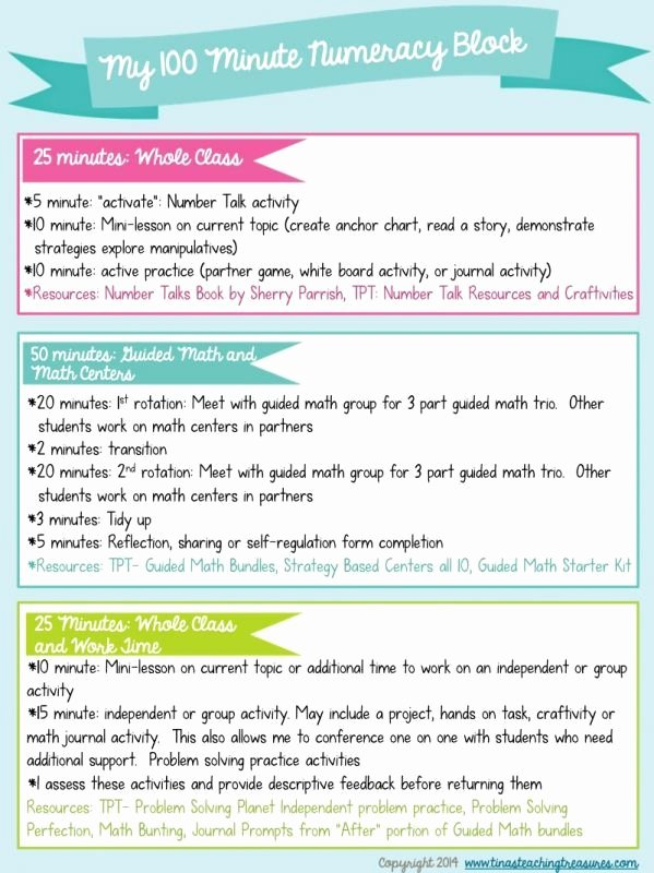 Math Workshop Lesson Plan Template Inspirational 17 Best Images About Math Workshop Guided Math On