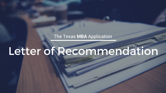 Mba Recommendation Letter Tips Beautiful before You Apply Get A Great Re Mendation Letter