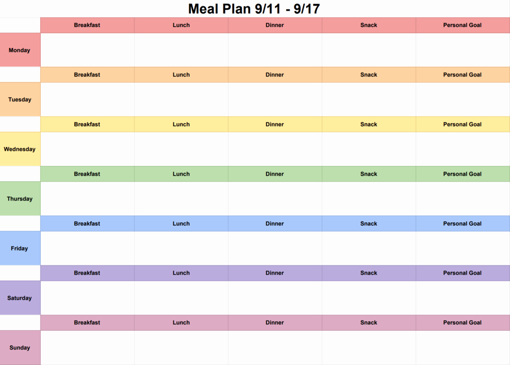 Meal Plan Calendar Template Awesome Meal Plan Calendar Template How Meal Plan Calendar Ah