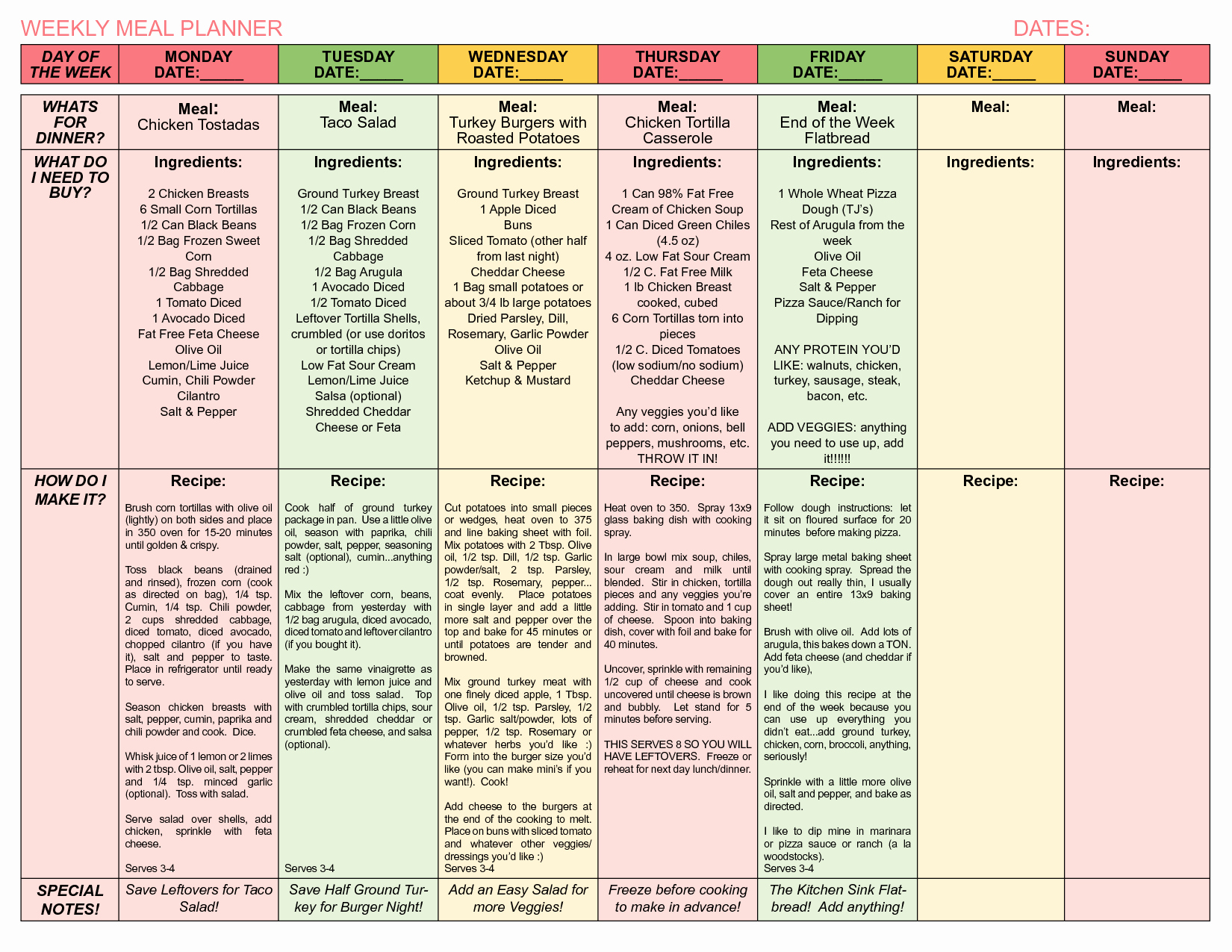 Meal Plan Chart Template New Free T Meal Plans Wallpaper Meal Plan Sample1650 X 1275