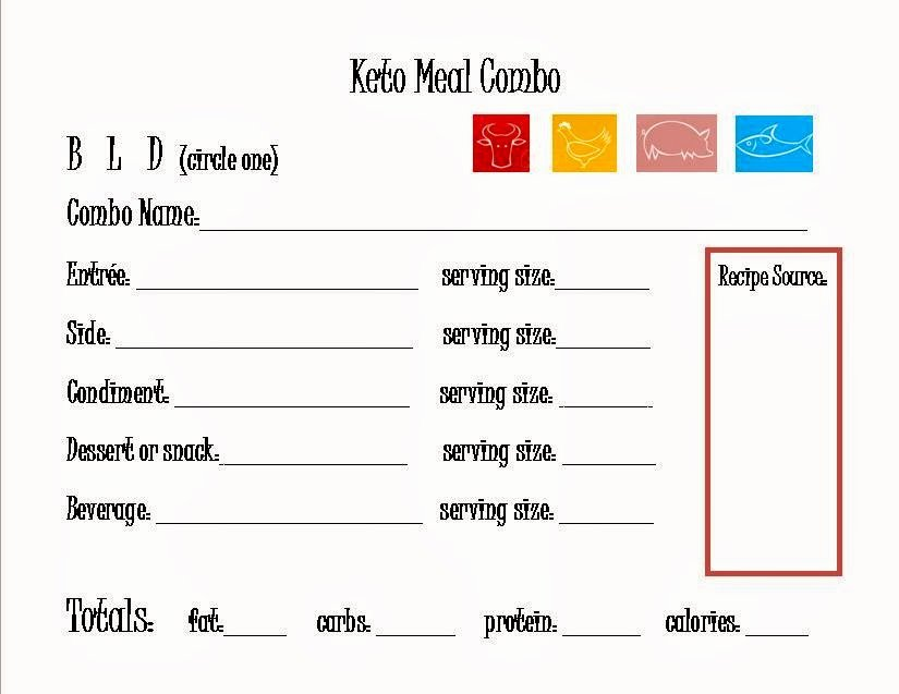 Meal Plan Template Google Docs Awesome 24 7 Low Carb Diner Keto Menu Planning Sheets