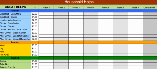 Meal Plan Template Google Docs Fresh 24 Google Docs Templates that Will Make Your Life Easier