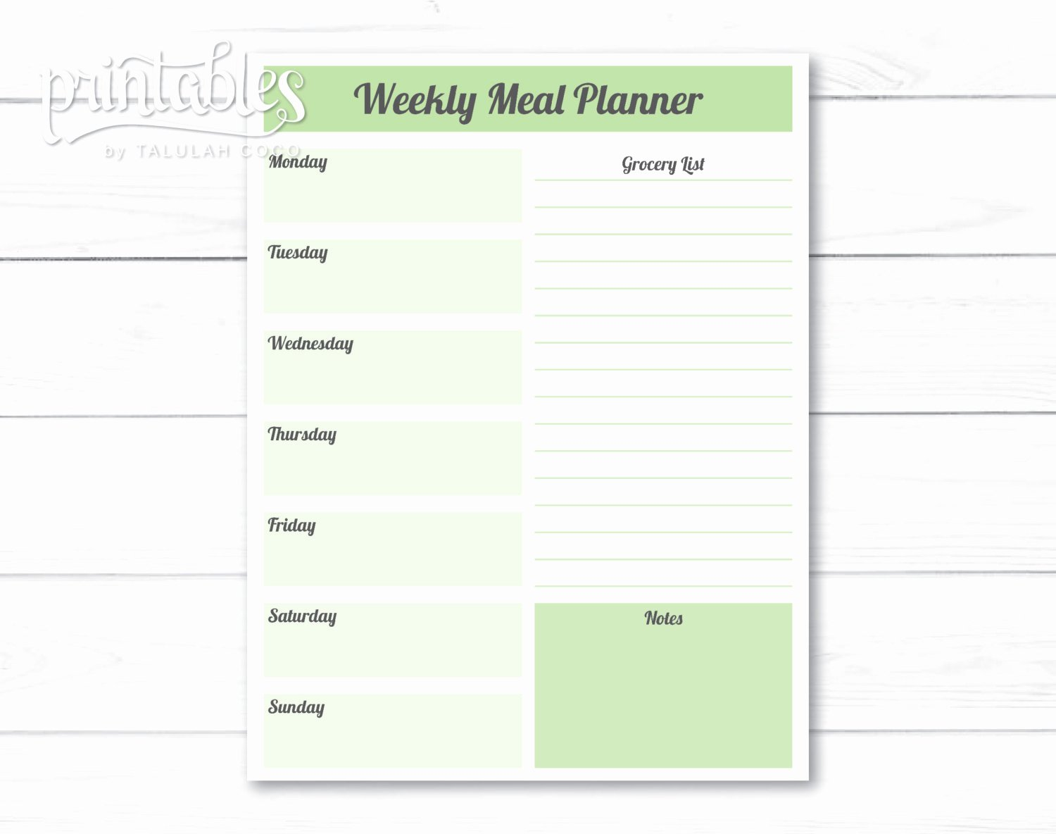 Meal Plan Weekly Template Unique Editable Meal Planner Template Weekly Meal Planner with