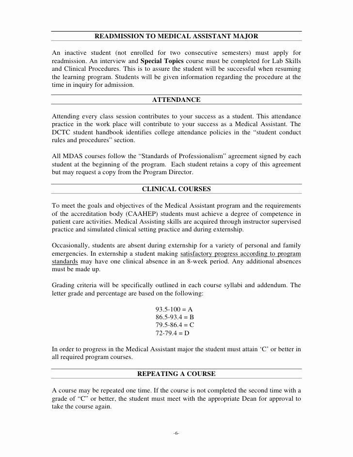 Medical assistant Letter Of Recommendation Beautiful Medical assistant Handbook