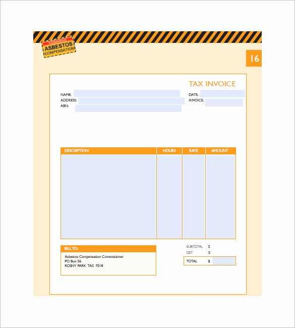 Medical Bill Template Pdf Best Of 16 Medical Invoice Templates Doc Pdf