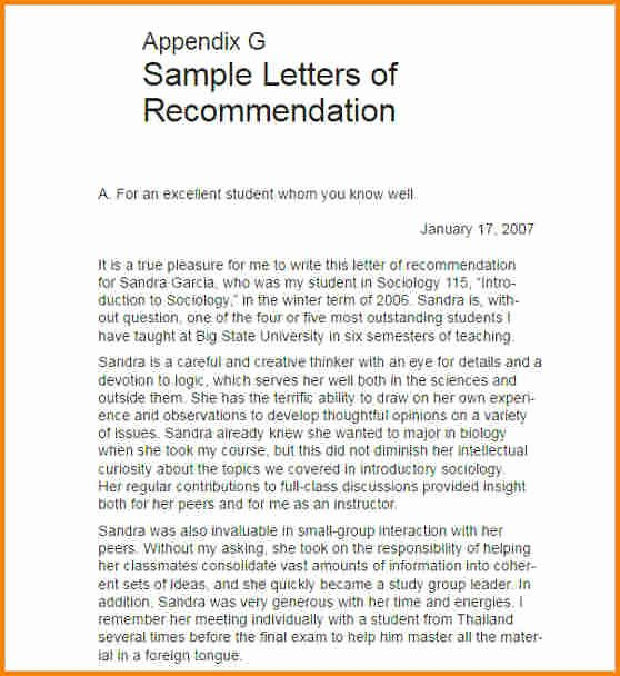 Medical School Recommendation Letter Example Unique 12 Letter Of Re Mendation for Medical School Sample