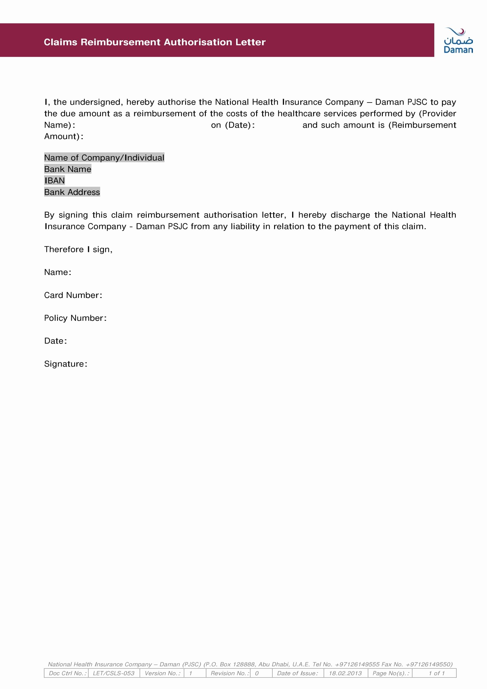 Medical School Update Letter format New 9 Authorization Letter to Claim Examples