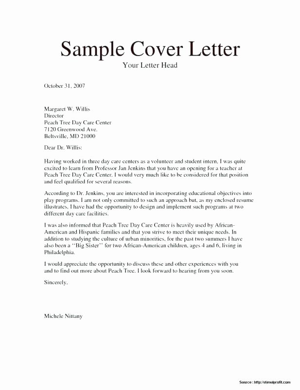 Medical School Update Letter format Unique 9 Testimonial Care Letter format Customer Service