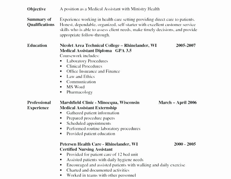 Medical Scribe Cover Letter Example Beautiful Monster Resume