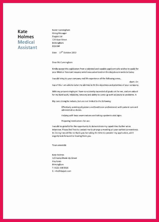 Medical Scribe Cover Letter Example Elegant Medical Scribe Cover Letter
