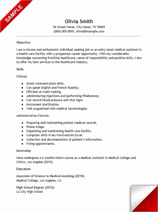 Medical Scribe Cover Letter No Experience Inspirational 25 Best Ideas About Entry Level On Pinterest