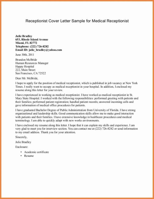 Medical Scribe Cover Letter No Experience New Medical Scribe Cover Letter Template