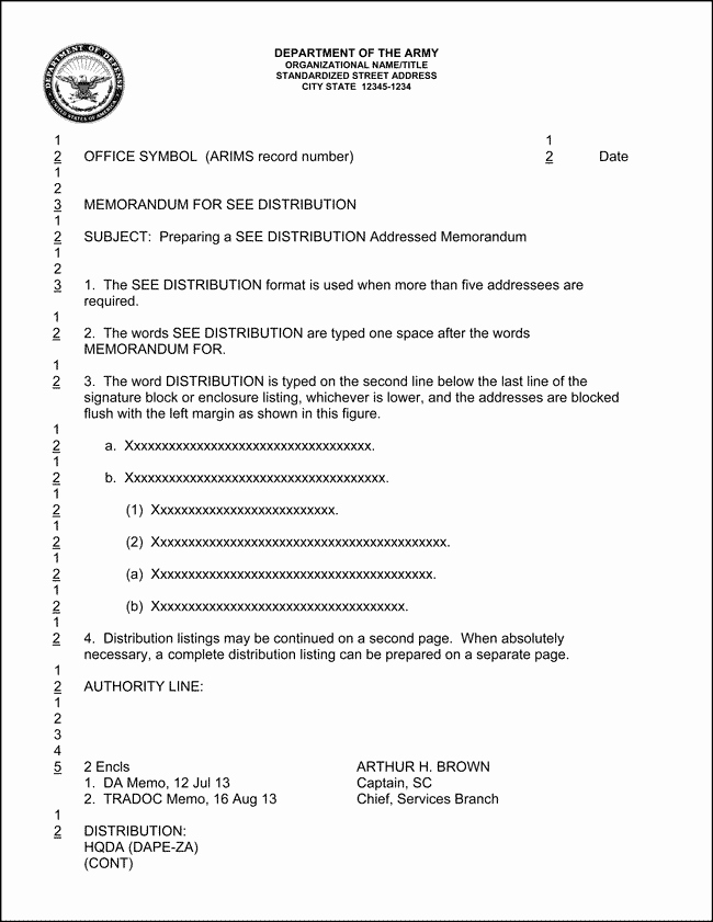 Memo for Record Template Best Of 10 Best Of Army Informal Memorandum Example