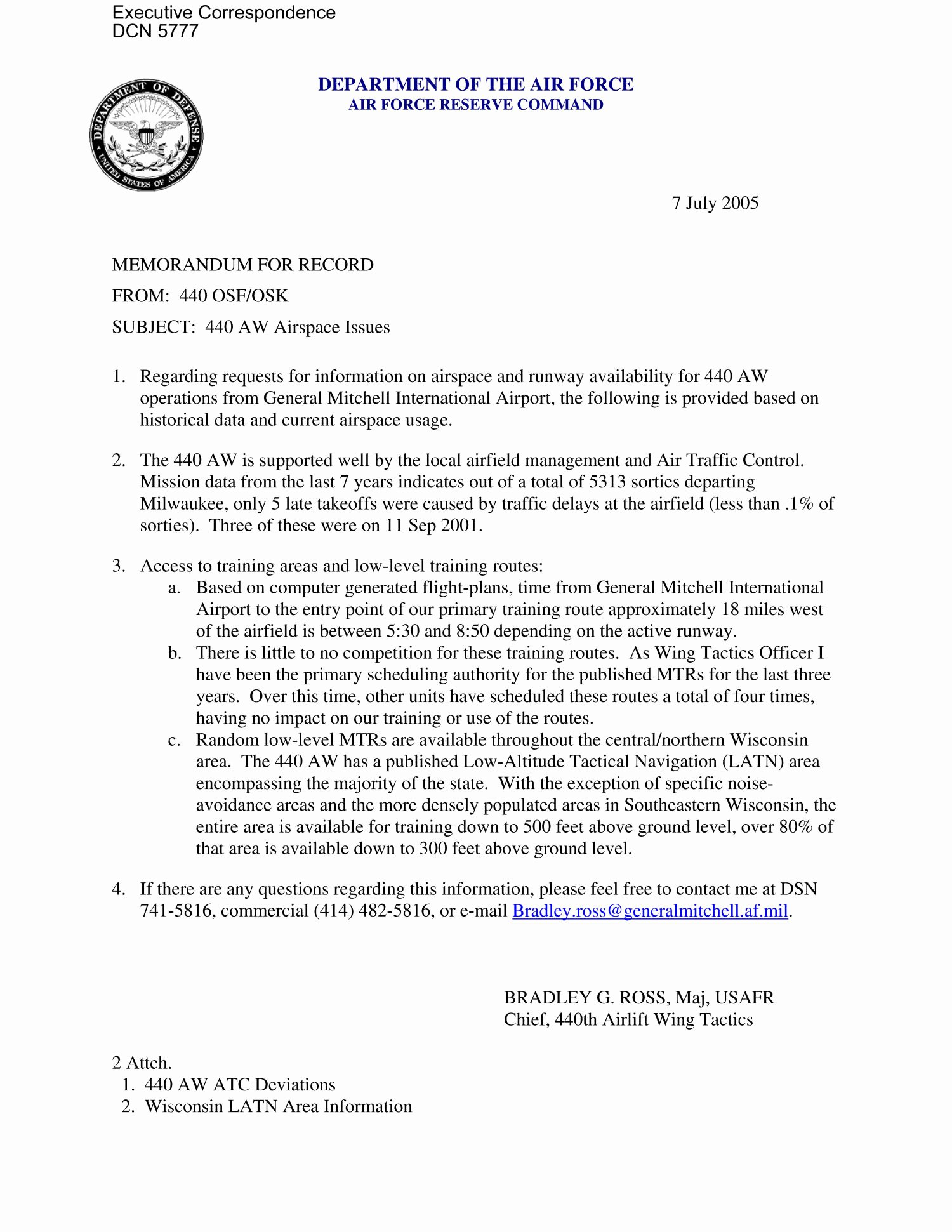 Memo for Record Template Elegant Executive Correspondence – Memorandum for Record Dated 07