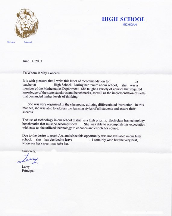 Mentoring Letter Of Recommendation Unique Letters Of Reference