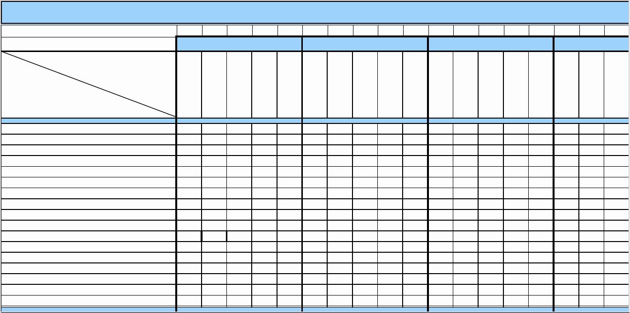 Microsoft Excel Raci Template Unique Download Raci Matrix Template Excel for Free Tidytemplates