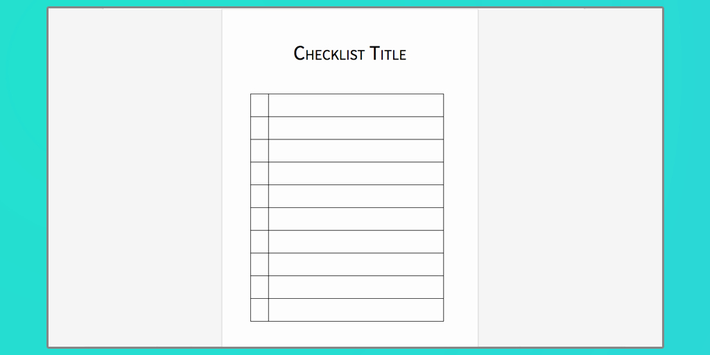 Microsoft Word Check Template Lovely Download Your Free Microsoft Word Checklist Template