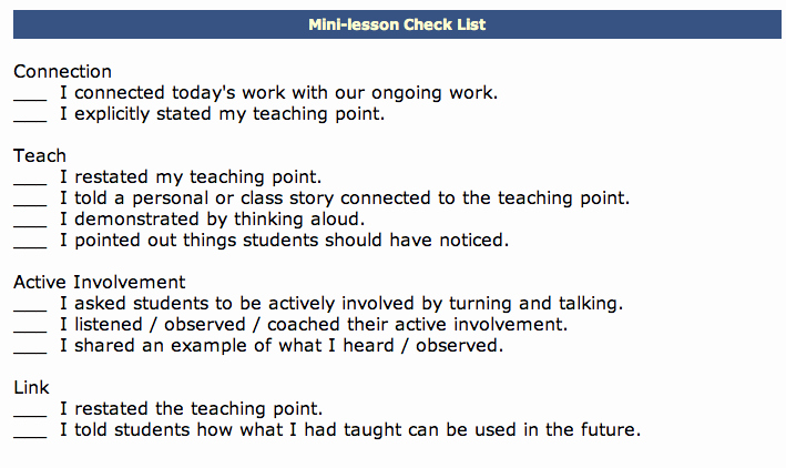 "Mini Lesson Plan Template Inspirational Search Results for ""lucy Calkins Lesson Plan Template"