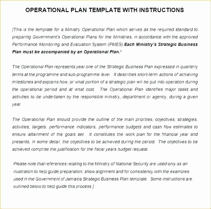 Ministry Strategic Plan Template Awesome Ministry Strategic Plan Template – Trainset