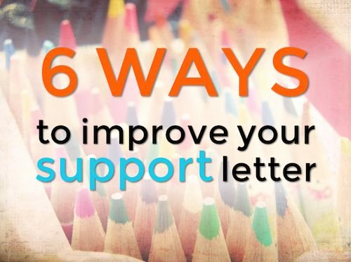 Mission Trip Support Letter Template Beautiful 6 Ways to Improve Your Mission Trip Support Letter