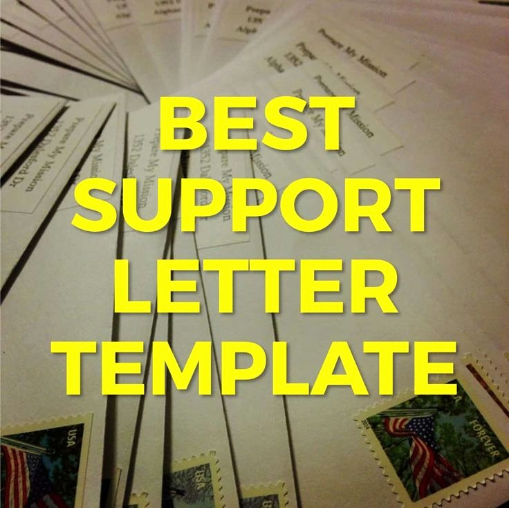 Mission Trip Support Letter Template Luxury 17 Best Ideas About Fundraising Letter On Pinterest